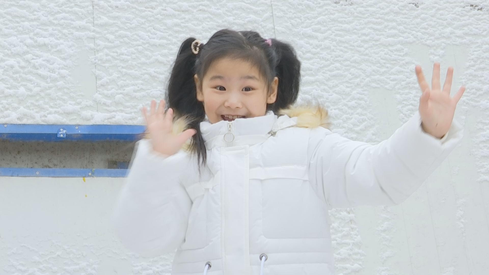 单脚撑起的舞蹈梦——7岁网红女孩见证大爱山东!