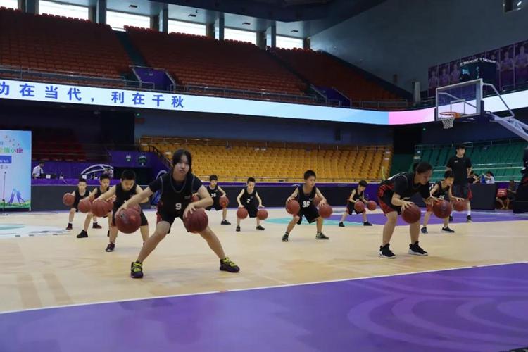 """報名通道今日已開啟 省體將承接""""2021中國小籃球系列活動""""賽事"""