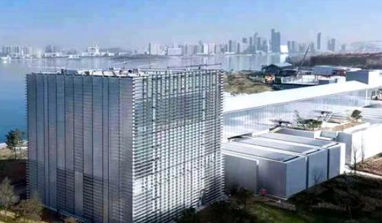 由世界级建筑大师设计 青岛再添文化新地标建筑
