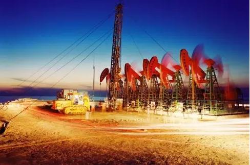 胜利油田:我为祖国献石油