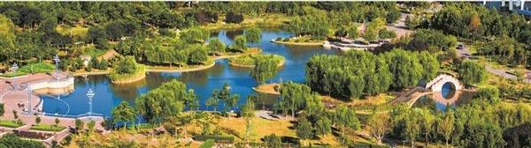 淄博一批特色城市公园将华美亮相