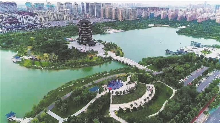 全域公园城市建设将融合淄博地方特色文化
