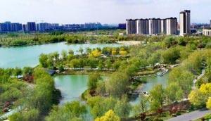 全域公园城市让淄博宜居宜业宜游宜留