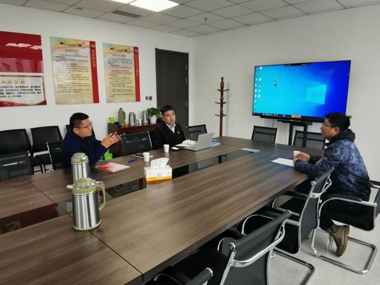 第25屆山東省運會市場開發部密集開展走訪洽談活動
