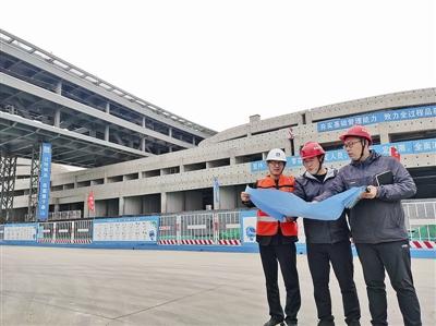 """""""我们没有假期,工地就是景点""""!500多名建设者奋战在中央美院青岛校区项目"""