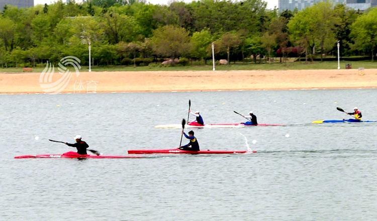 全力冲刺东京奥运会!皮划艇国家队转场山东省水上中心