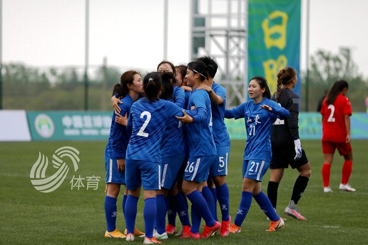 山东女足U18队1-0绝杀福建 取全运会资格赛开门红