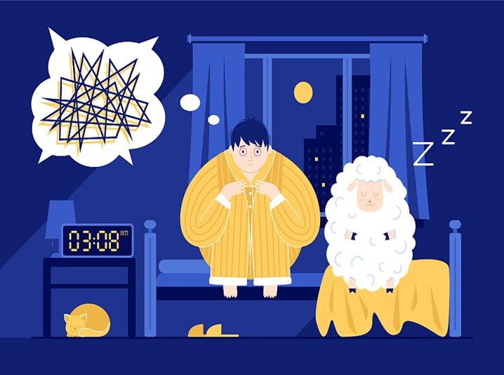 """为睡眠""""画像"""" 探索失眠背后的秘密"""