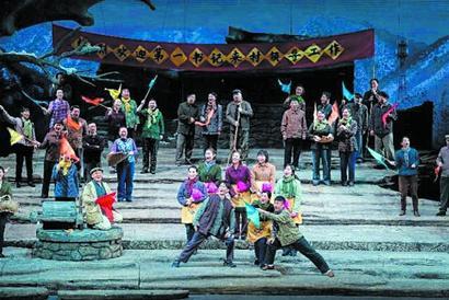 第五次进京 《马向阳下乡记》 展示脱贫攻坚伟大历程