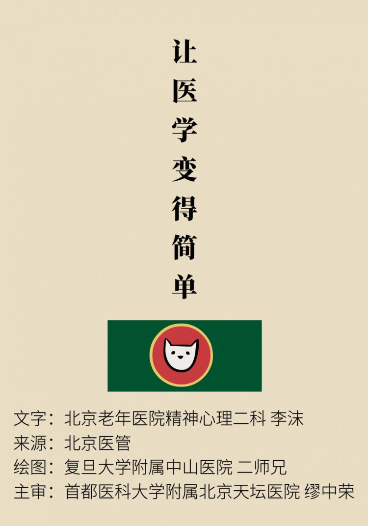 """""""貓大夫醫學漫畫""""供稿"""