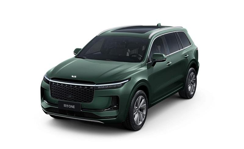 理想汽车发布2021年一季报:净亏损3.6亿元