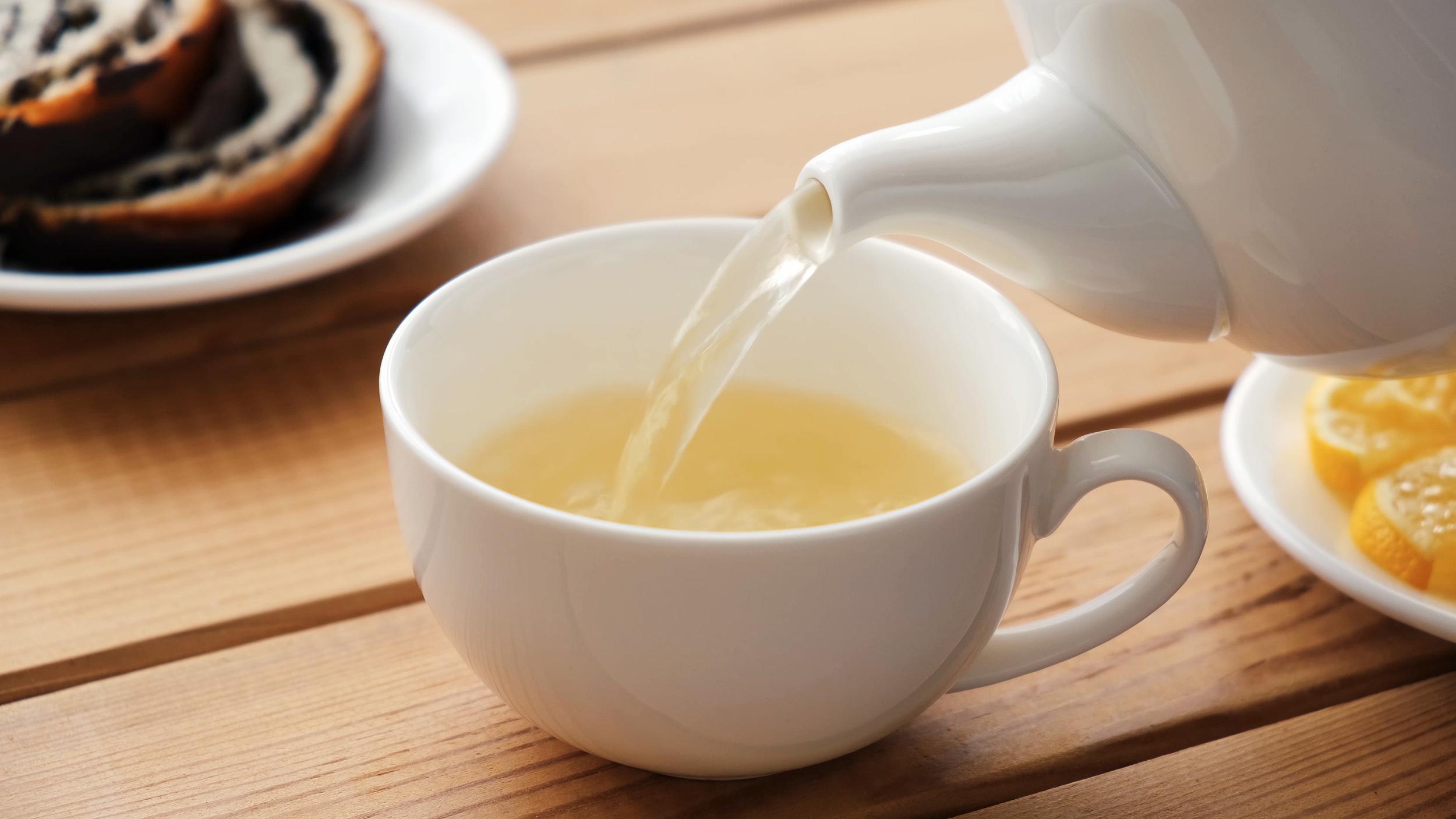 咽喉不适 试试这杯茶饮