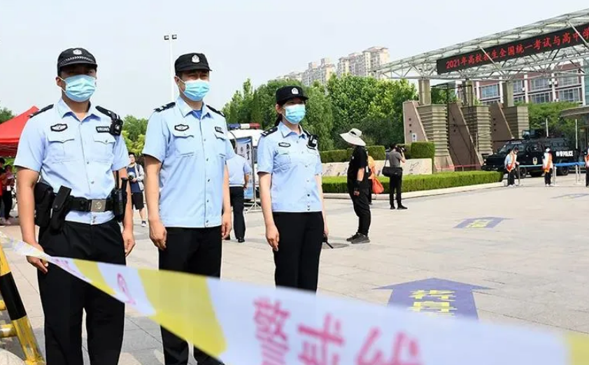 4500余人次警力护航 滨州高考平安圆满落幕!