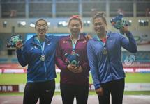 全國田徑冠軍賽暨奧運會選拔賽收官 山東4人達標東京奧運會