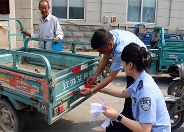 临邑县临南镇多措并举推进道路交通安全工作