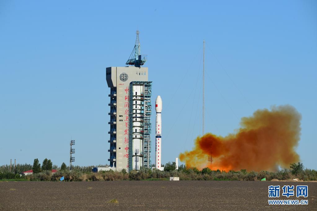 我国成功发射风云三号05星