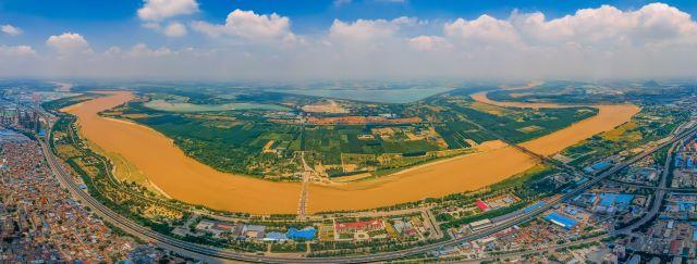 将济南新旧动能转换起步区获批,济南黄河北岸将加速崛起。