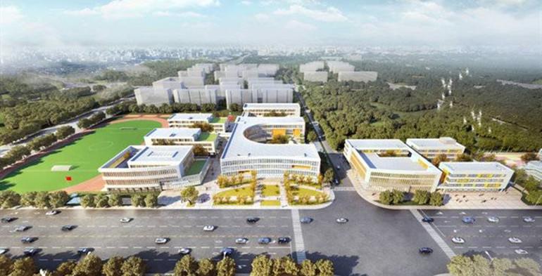 今年秋季开学 潍坊城区9所新学校即将投入使用