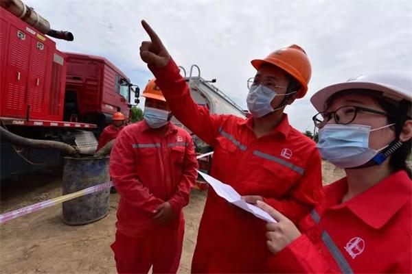 胜利油田东辛厂向不动管柱换层开采要效益