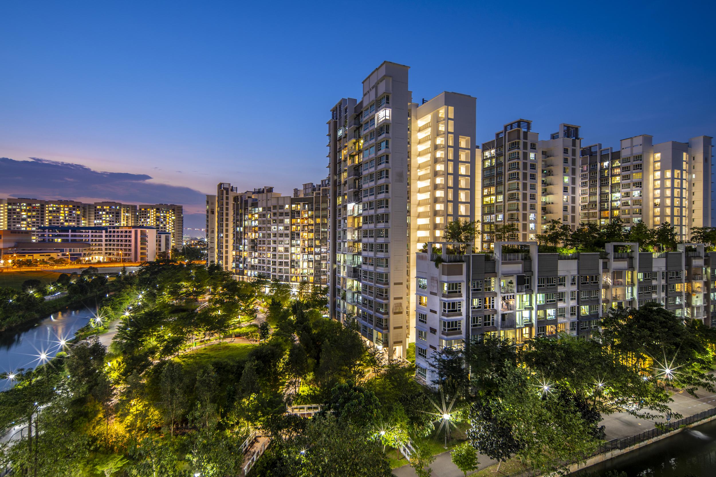 40城新房成交連降3個月 這地年內卻猛漲115.3%