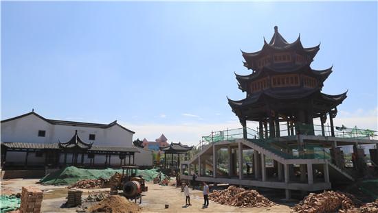 菏泽老城复兴项目一期首开区呼之欲出