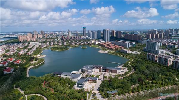 东营经济技术开发区游客集散中心正式落成启用