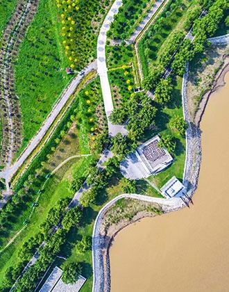 诗画山东·黄河变了②丨千里黄河滩成了幸福滩!
