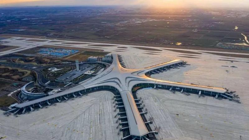 我国民用运输机场覆盖92%以上地级市
