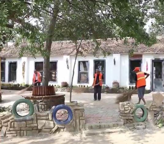 夏津古桑文化村落的美麗蛻變