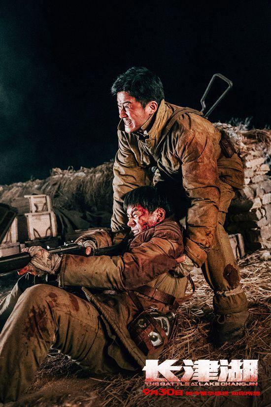 《长津湖》导演林超贤:好的主旋律电影能为你打气