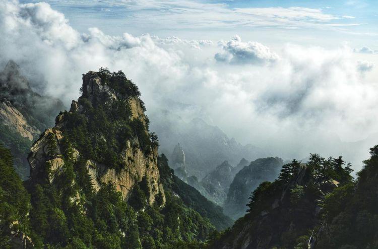 """《【万和城在线登陆注册】河南尧山:""""近悦远来""""的秘密》"""