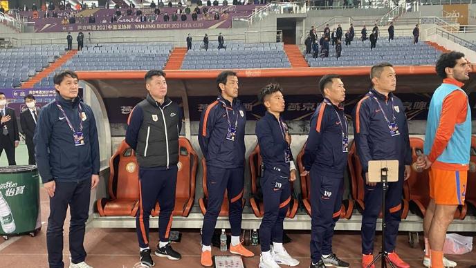 泰山队积极备战足协杯8强比赛 费莱尼或缺席