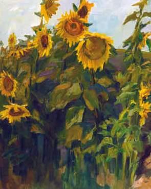 范迪安油画作品欣赏
