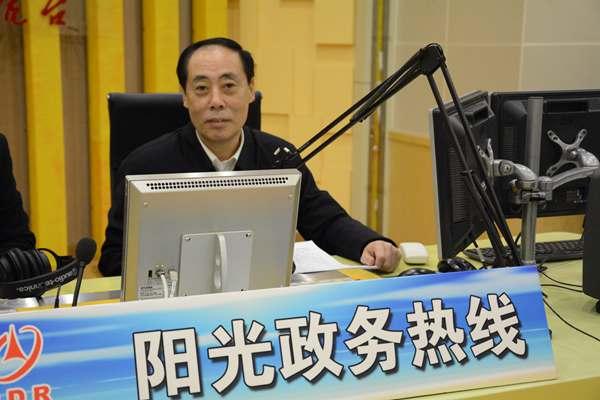 山東省衛生計生委做客《陽光政務熱線》