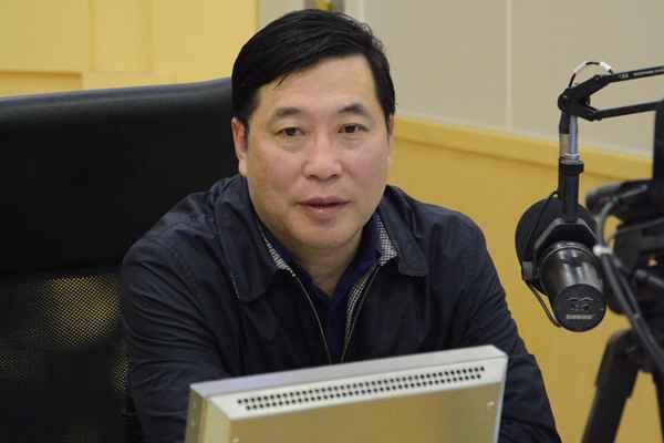 山東省糧食局做客《陽光政務熱線》
