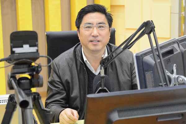 山东省畜牧兽医局做客《阳光政务热线》