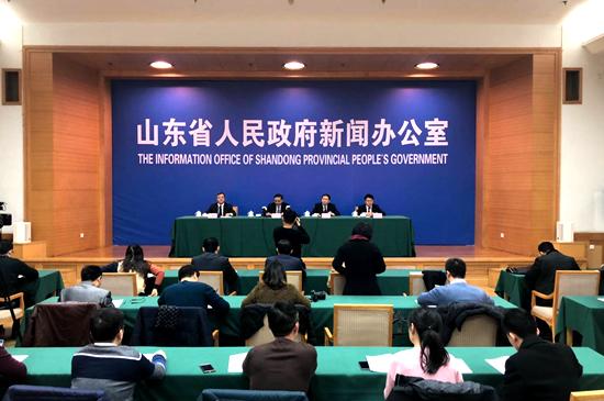 山东省整治公路货车违法超限超载工作情况新闻发布会