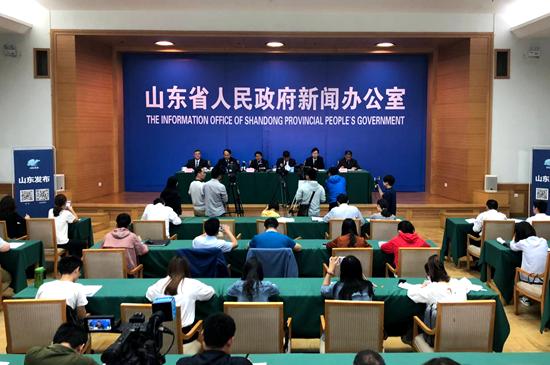 解读《山东省人民政府办公厅关于加快学前教育改革发展的意见》新闻发布会