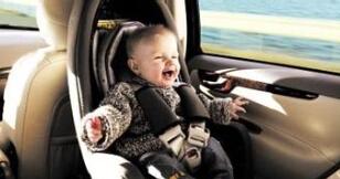儿童安全座椅的注意事项