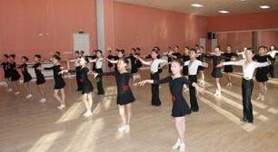 拉丁舞恰恰恰之双人舞组合