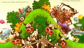 《约翰•丹佛自然音乐绘本》