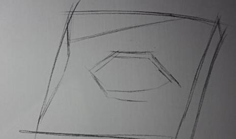 成人零基础学人物素描:眼睛的画法(二)