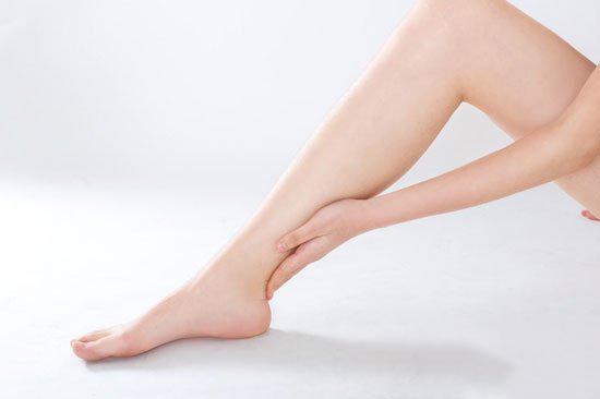 塑造美腿 消除腿部水肿