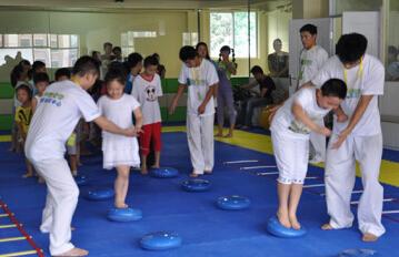 怎样让孩子更好的实施自救 —能力的提升(下)