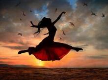 孙晓茹:舞蹈是生命之美
