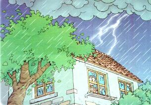 小学语文《雷雨》:美读细品,感受自然之美