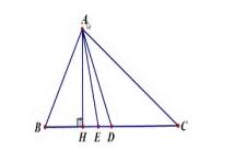 初中数学——三角形三线合一