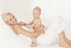 辣妈们的有氧运动房 哺乳期练出健康美