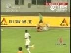 2011中超联赛(第十七轮):鲁能vs长春下半场