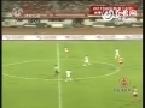 2011中超联赛(第十七轮):鲁能vs亚泰上半场